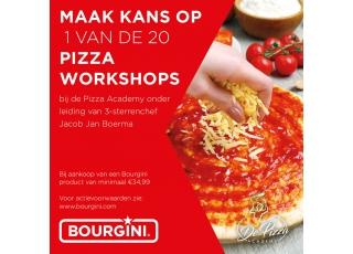 Pizza Workshop bij de Pizza Academy