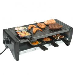 Classic gourmette/raclette 8P