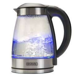 Classic Glass Water Kettle Deluxe 1.7L