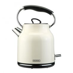 Nostalgic Water Kettle Deluxe Cream 1.7L