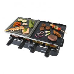 Gourmette/Raclette/Stone Grill 8P