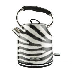 Zebra Water Kettle 1.7L