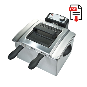 triple deep fryer pdf