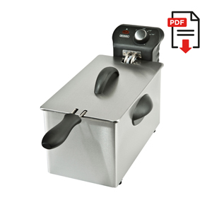 Deep Fryer Family 3.0L