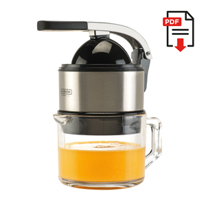 Lotte Power Juicer 0.75L